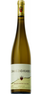 RIESLING ROCHE CALCAIRE 2019 - DOMAINE ZIND-HUMBRECHT