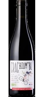 ROUGE 2019 - CRAC BOUM BU - DOMAINE SAINT-GERMAIN