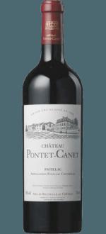 CHATEAU PONTET CANET 2017