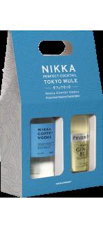 NIKKA - COFFRET PERFECT COCKTAIL COFFEY VODKA