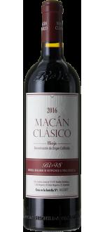 MACAN CLASSICO 2016 - BENJAMIN DE ROTHSCHILD & VEGA SICILIA