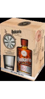RHUM RELICARIO SUPERIOR - EN COFFRET 2 VERRES