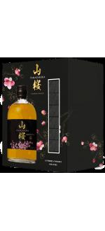 WHISKY YAMAZAKURA - BLEND - EN COFFRET 6 PIERRES A WHISKY