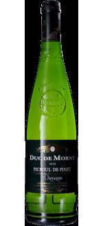 DUC DE MORNY - PICPOUL DE PINET 2020 - CAVE ORMARINE