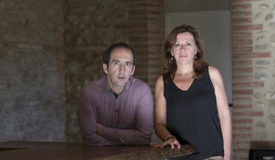 Jean-Marc et Eliane Lafage