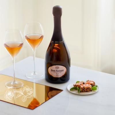 Conserver le champagne millésimé