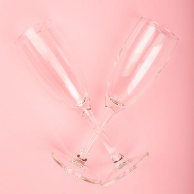Champagne saint valentin ou rendez-vous galant