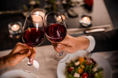 Quel vin pour la saint valentin ou un premier rendez-vous ?