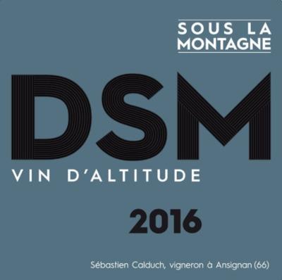 DOMAINE SOUS LA MONTAGNE VIN D'ALTITUDE - BY JEFF CARREL