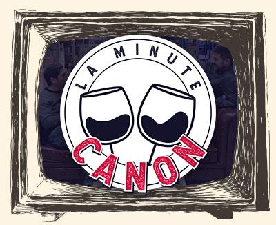 La Minute Canon sur le blog de Vinatis