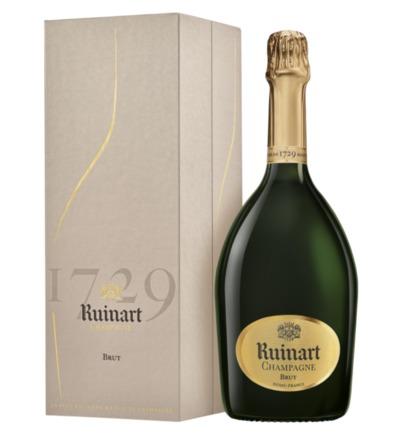 Champagnes Ruinart brut