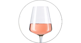 Vins rosé Syrah, shiraz