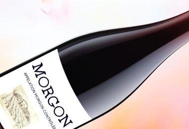 notre sélection de beaujolais 100% Morgon
