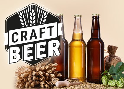 Bières Artisanales - Craft Beer