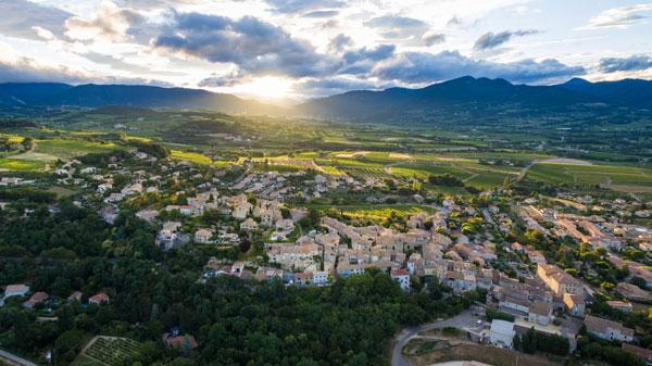 Côtes du Rhône, un terroir prédisposé à la vigne