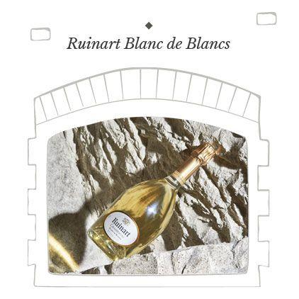 Champagne ruinart achat au meilleur prix vinatis - Prix champagne ruinart blanc de blanc ...