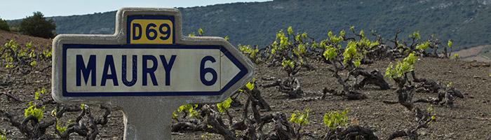 Vignoble de Maury