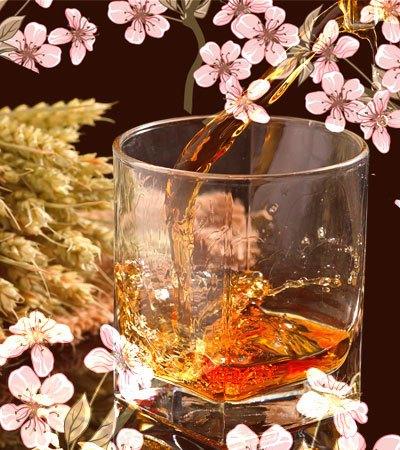 Whiskies japonais jalousés par le whisky écossais