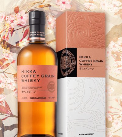 Whisky japonais : NIKKA COFFEY GRAIN. Avis aux amateurs de whisky fruité !