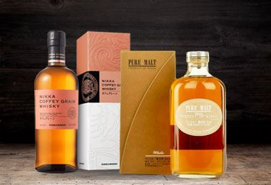 Nikka whisky al miglior prezzo su Vinatis