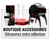 Accessoires vins et champagnes
