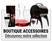 Accessoires vins et champagnes