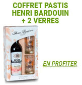 Nouveauté pastis bardouin