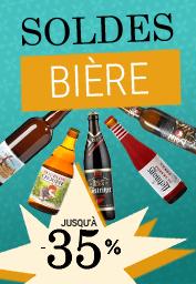 Bières en soldes sur vinatis