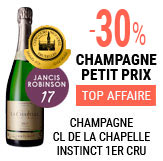Champagne petit prix