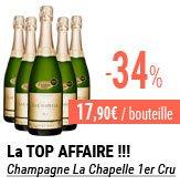 Champagne à petit prix sur vinatis