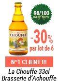 La Chouffe : n°1 client !