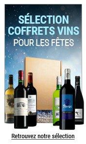Coffrets vins sur vinatis