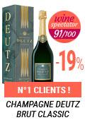 Champagne cadeau