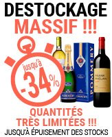 Destockage massif jusqu'à -40%