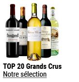 TOP 20 Grands Crus