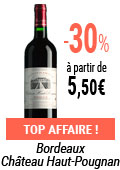 Bordeaux petit prix en promo sur vinatis