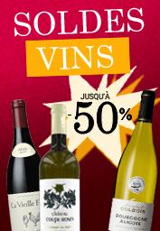 Sélection vins notés robert parker sur vinatis