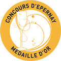 Médaille d'OR - Concours d'Epernay 2010