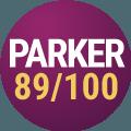 Robert Parker : 89/100