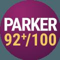 Robert Parker : 92+/100