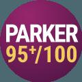 Robert Parker : 95+/100
