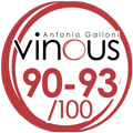 Vinous - Antonio Galloni : 90-93/100