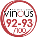 Vinous - Antonio Galloni : 92-93/100