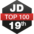 19ème TOP 100 RED WINES - JEB DUNNUCK 2019
