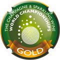 Médaille d'OR - Champagne & Sparkling Wine World Championships