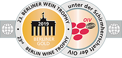 Médaille d'OR - Concours Berliner Wein Trophy 2019