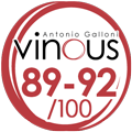 Vinous - Antonio Galloni : 89-92/100