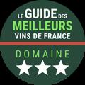 Domaine noté ★★★ - L'Excellence du Vignoble français - Guide des Meilleurs Vins de France