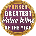 Robert Parker : Greatest value wine of the year 2015