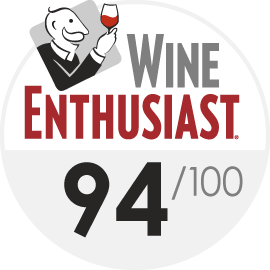 Wine Enthusiast : 94/100